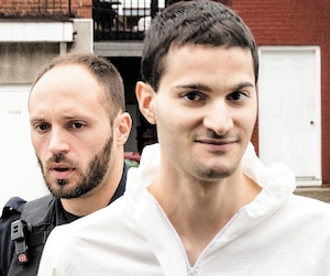 Patrick Lévesque Paquette est détenu depuis qu'il a été arrêté en décembre 2015.