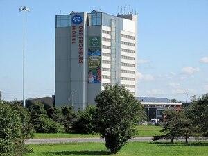 L'Hôtel des Seigneurs à Saint-Hyacinthe a été fermé en décembre dernier après une grève de 14 mois.