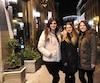 Les militantes féministes et cofondatrices de Québec contre les violences sexuelles Mélanie Lemay, Kimberley Marin et Ariane Litalien espèrent que la situation constatée dans l'étude «n'arrivera plus aux nouvelles générations d'étudiantes».
