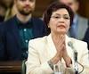 «Vous êtes ministre, vous êtes des députés, qu'est-ce que ça vous dit l'égalité homme femme», a demandé Fatima Houda-Pepin, en commission parlementaire.