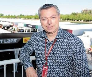 François Dumontier amorcera bientôt une phase cruciale pour l'avenir du Grand Prix du Canada, alors que les installations seront refaites.