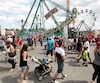 À la différence d'ExpoQuébec, l'entrée était gratuite sur le site, ce qui a pu contribuer au succès de l'événement, selon ses organisateurs.
