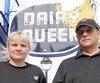 Les propriétaires de la crèmerie de la rue Jarry, Josée Dubé et Jacques Rodi, espèrent qu'ils n'auront pas à vendre le commerce qui est dans la famille depuis 60 ans.