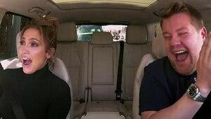 Image principale de l'article Vidéo: Le «Carpool Karaoke» de Jennifer Lopez