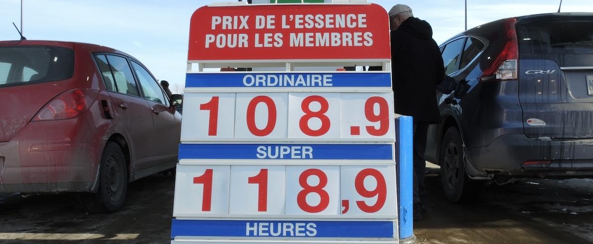 Le prix de l 39 essence la baisse qu bec gr ce costco jdq - Casa in canapa costo ...