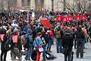 Le conflit qui frappe le milieu postsecondaire coûte cher aux contribuables québécois.