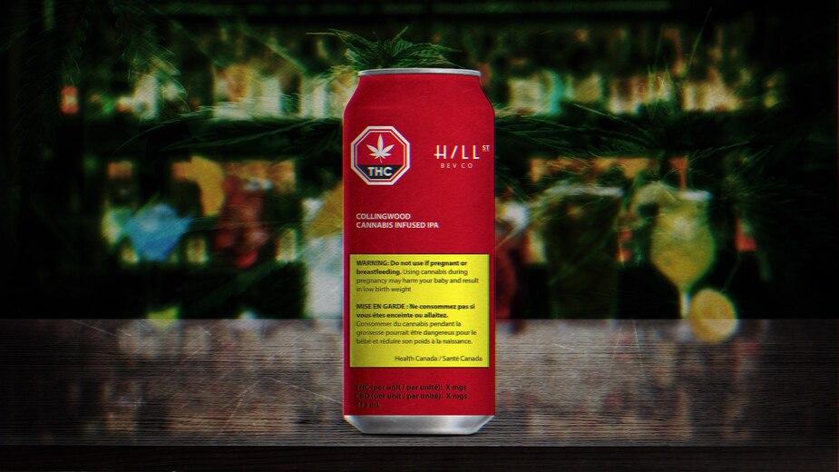 Image principale de l'article Les boissons au pot arrivent sur les tablettes