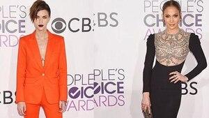 Image principale de l'article People's Choice Awards 2017: les 10 tenues les plus surprenantes