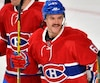 Red Wings c. Canadiens