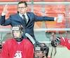 Doug Boulanger a aidé les équipes lituaniennes de hockey des moins de 20 ans et des moins de 18 ans à finir au deuxième rang du Championnat du monde division II, l'an passé.