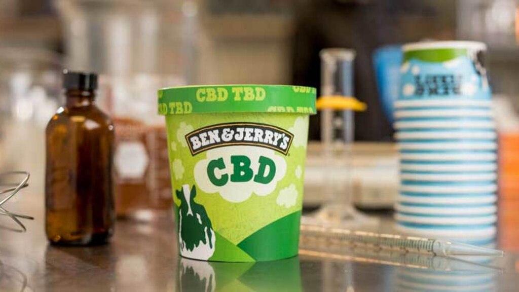 Ben & Jerry's annonce une crème glacée au CBD