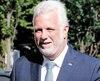 Le chef libéral, Philippe Couillard.