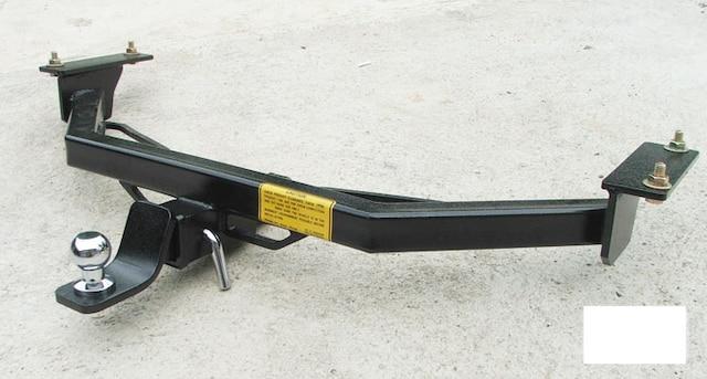 Un autre élément à considérer d'une grande importance avant d'effectuer un remorquage avec votre véhicule est la barre d'accouplage.