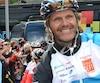 Par ses multiples événements à travers le Québec, dont le grand parcours de 1000 km en juin, Pierre Lavoie prône l'adoption de saines habitudes de vie.