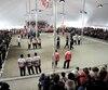 Le succès du Championnat mondial masculin de pétanque à Desbiens réjouit le président de la fédération internationale, Claude Azéma, dans son objectif de faire accepter son sport aux Jeux olympiques de Paris en 2024.