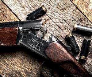 Bloc fusil arme carabine