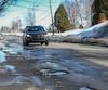 Cette année seulement, 1800 kilomètres de routes s'ajoutent aux tronçons qui ont atteint «une durée de vie de moins de trois ans». Il y a donc davantage de routes en mauvais état dans la province.