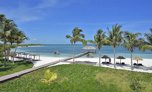 . Entouré d'une flore des plus denses, l'emplacement du Melia Buenavista est un des plus exotiques des Caraïbes.