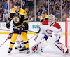 Montreal Canadiens vs Boston Bruins