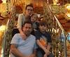 Lorsqu'elle se sent assez bien, Kathy Gaudreault en profite pour faire des sorties avec son conjoint Jonathan Collin ainsi que leurs enfants Zoé et William.