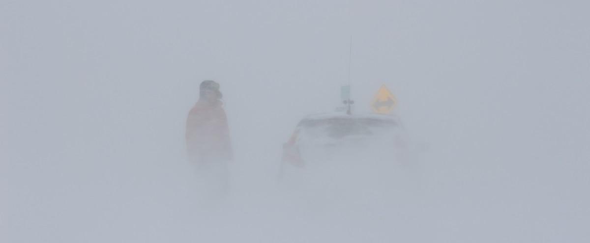 Carte tempête du Journal: après la pluie, la neige!