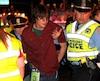 Un chauffard saoul a été arrêté lors de la parade du Mardi-Gras en Nouvelle-Orléans, en Louisane, après avoir foncé sur la foule faisant 28 blessés.