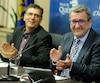 Le maire de Québec, Régis Labeaume, et le directeur de l'Office du tourisme de Québec, André Roy, se sont réjouis vendredi du prix remporté par la ville de Québec. Le choix de Québec est d'autant plus remarqué que la Ville n'a pas déposé de candidature et qu'elle a été choisie de façon spontanée.