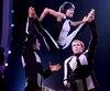 <i>Tout écartillé</i>, le spectacle du Cirque du Soleil en hommage à Robert Charlebois, a pris son envol mercredi soir à l'Amphithéâtre Cogéco De Trois-Rivières.