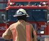 Bloc pompier pompiers incendie