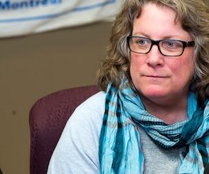 Chantal Racette | Présidente des cols bleus
