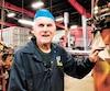 Adrien Labbé, 79 ans, est venu grossir les rangs du garage Drolet Ressorts à seulement 18 ans.