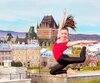 Sélectionnée parmi plus de 500 danseurs, Ophélie Bégin a besoin d'aide pour atteindre son objectif.