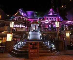 Le Maurice Night Club