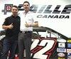 Le pilote québécois Marc-Antoine Camirand est l'homme de confiance de Jean-Claude Paillé, président de la concession GM de Berthierville, dans la série NASCAR Pinty's.