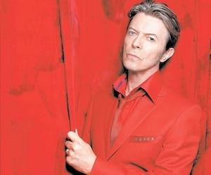 David Bowie a effectué un virage jazz pour son nouvel album.