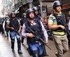 Les policiers ont abattu neuf présumés jihadistes.