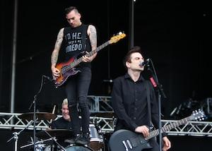 Un message touchant du groupe punk Anti-Flag