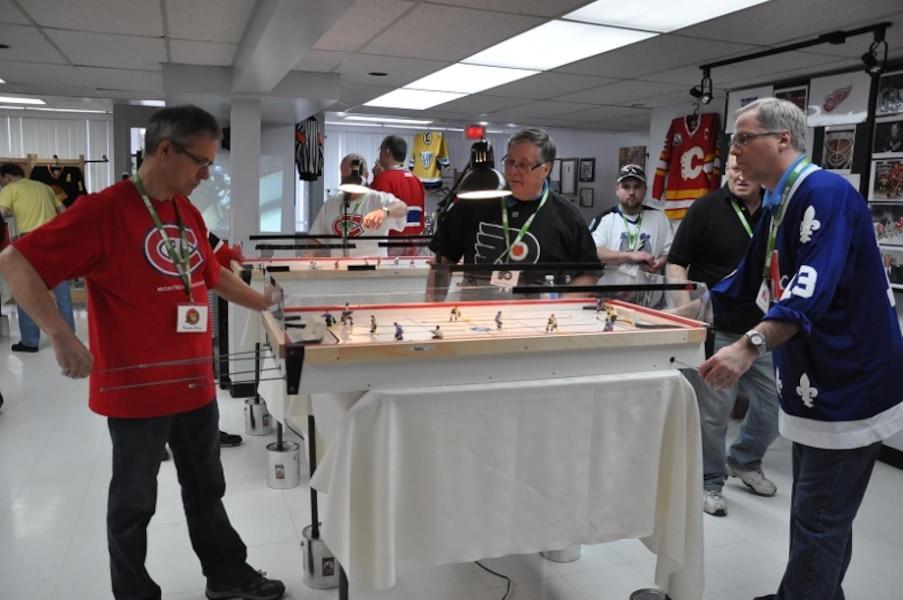 Le retour en force du hockey sur table jdm - Table de capitalisation gazette du palais 2013 ...