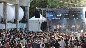 Un immense festival sous le Viaduc Van Horne