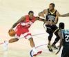 Les succès de Kawhi Leonard et des Raptors de Toronto ont conquis les amateurs de basketball de Montréal.