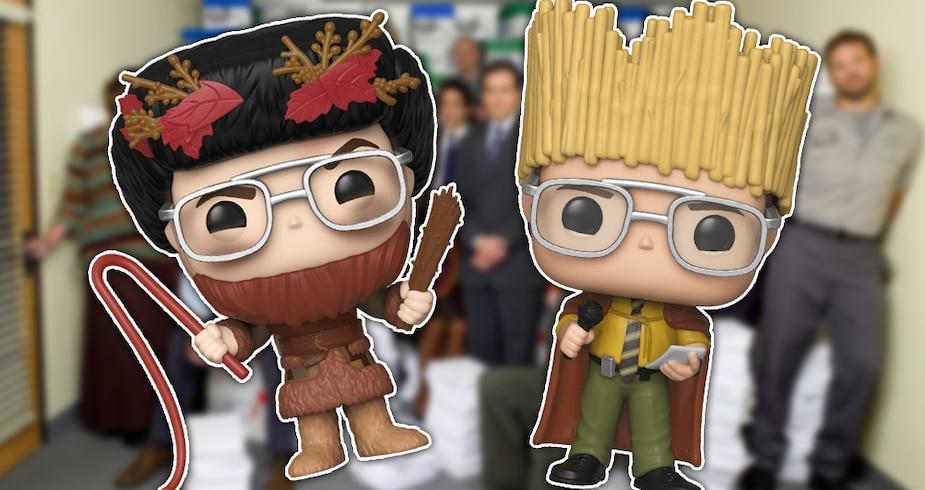 Image principale de l'article Nouvelles figurines Funko Pop The Office!