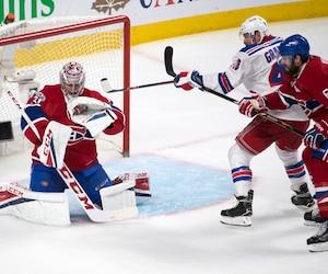 Canadiens c Rangers