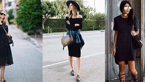 Image principale de l'article Shopping: 10 petites robes noires passe-partout!