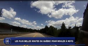 Les plus belles routes du Québec pour la moto