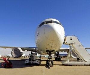 Air Canada a profité d'un cadeau de 800 000 $ pour installer des ailettes sur des Boeing 767.