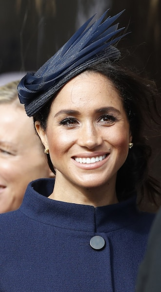 La duchess de Sussex.