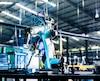 Usine robot technologie