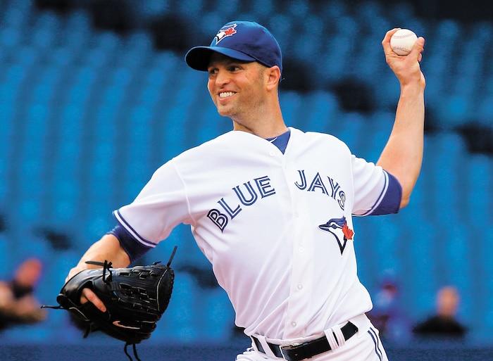 Les Blues Jays ont échangé leur as lanceur J.A. Happ aux Yankees.