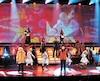L'imposante production De Céline Dion à La Bolduc, qui réunit une vingtaine d'artistes, s'installera pour une partie de l'été à Wendake.