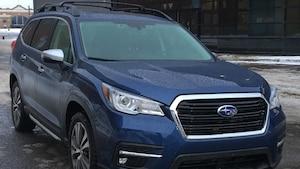 Découvrez la Subaru Ascent et 3 nouveautés